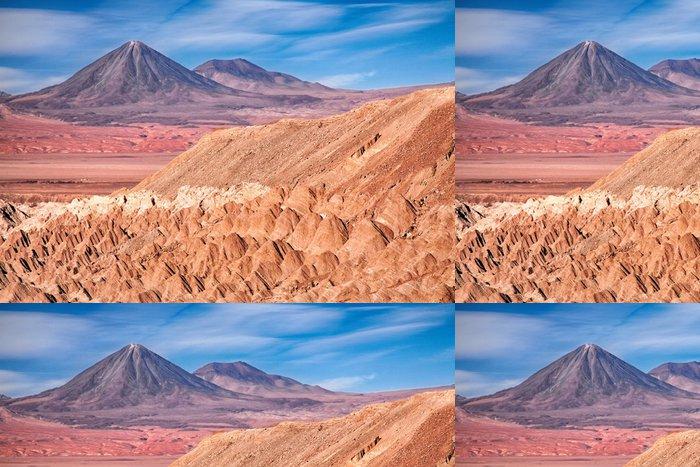 Tapeta Pixerstick Pohled z Death Valley, Chile - Život