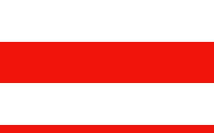 Vinylová Tapeta Polská vlajka - Témata