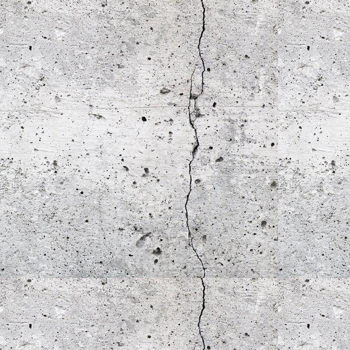 Tapeta Pixerstick Popraskané kamenná zeď - Témata