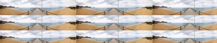Tapeta Pixerstick Porto Santo pláž - Evropa