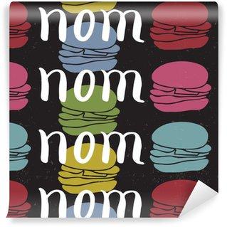 Vinylová Tapeta Potraviny typografické citát karta