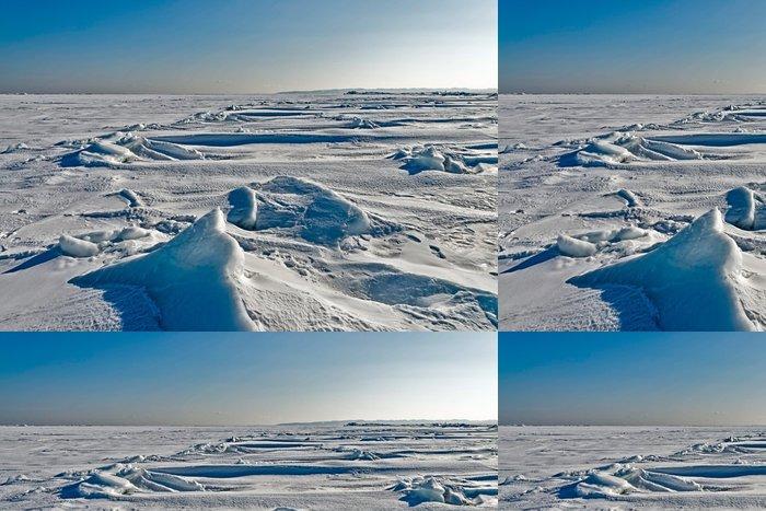 Tapeta Pixerstick Povaha ostrova Sachalin, Rusko. - Ostrovy