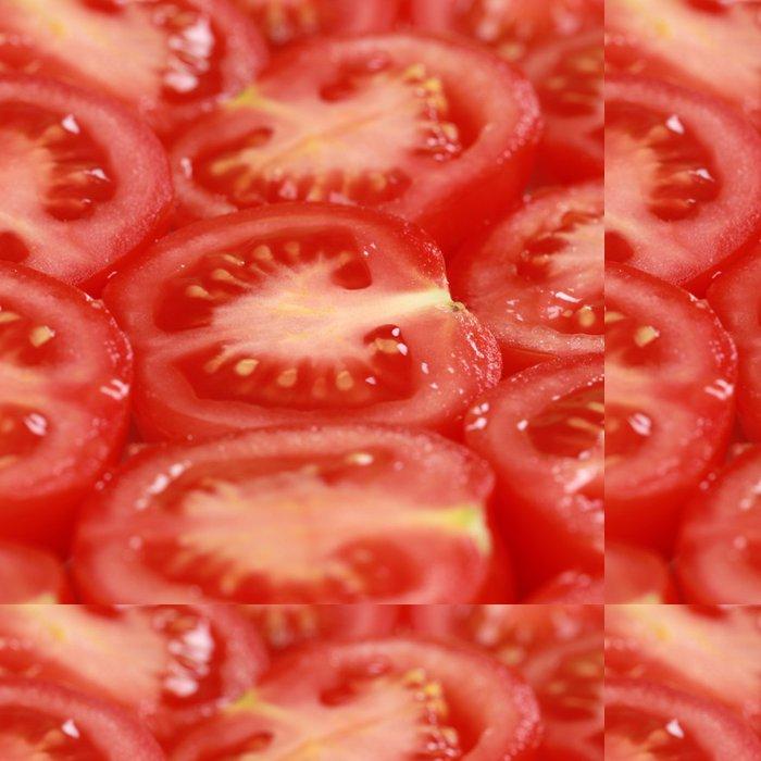 Tapeta Pixerstick Pozadí aus halben rajčata - Témata