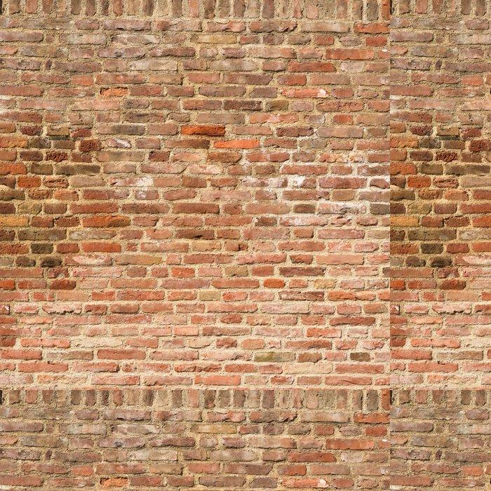 Tapeta Pixerstick Pozadí cihlové zdi textury - iStaging