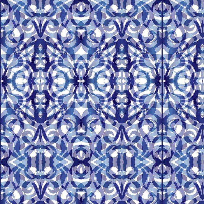 Tapeta Pixerstick Pozadí tkaniny indian style - Asie