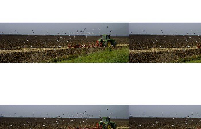 Tapeta Pixerstick Pracuje en Vendée - Ekologie