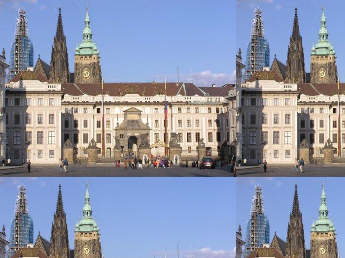 Tapeta Pixerstick Praha - Hradčany - Evropská města