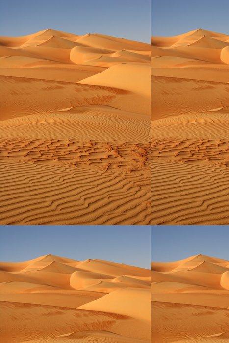Tapeta Pixerstick Prázdné čtvrtletí Dunes - Střední Východ