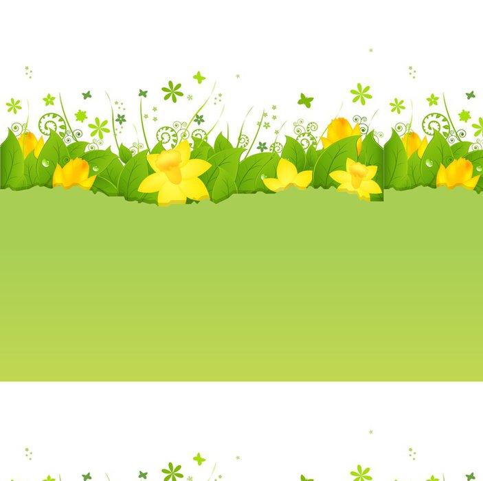Tapeta Pixerstick Příroda na pozadí - Rostliny