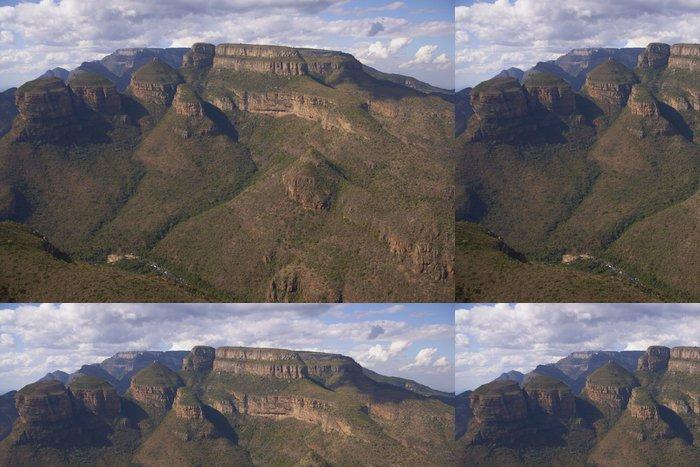 Vinylová Tapeta Přírodní rezervace Blyde River Canyon, Jižní Afrika - Afrika