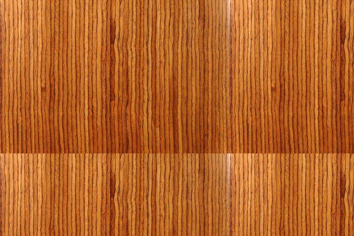 Vinylová Tapeta Pruhy ze dřeva - Těžký průmysl
