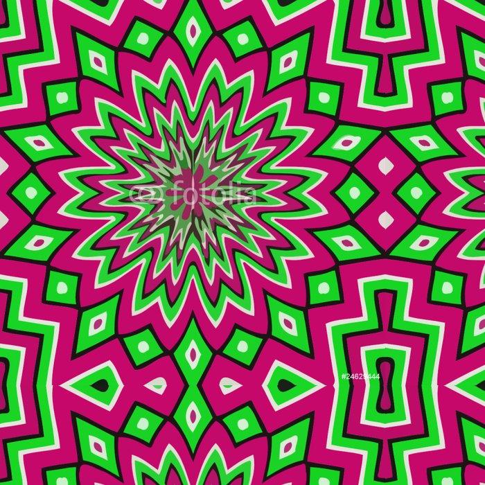 Tapeta Pixerstick Purple green abstract vector - Témata