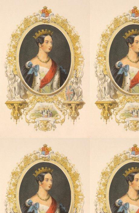 Tapeta Pixerstick Queen Victoria - Criteo