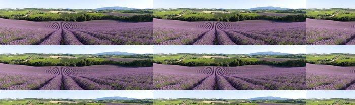 Tapeta Pixerstick Řada Levandulová pole - Zemědělství