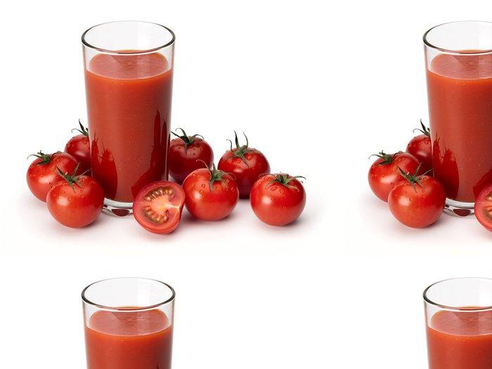Tapeta Pixerstick Rajčatová šťáva a rajčata - Džus