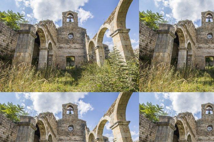 Vinylová Tapeta Resti della Chiesa di Santa Maria di Cartignano - Evropa