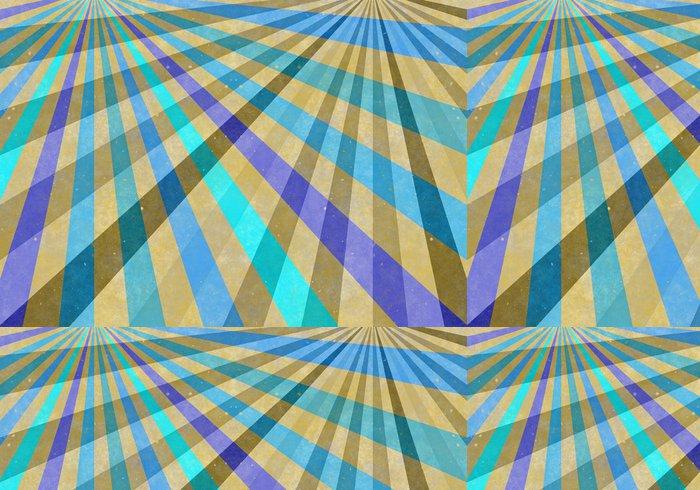 Tapeta Pixerstick Retro abstraktní pozadí - Témata
