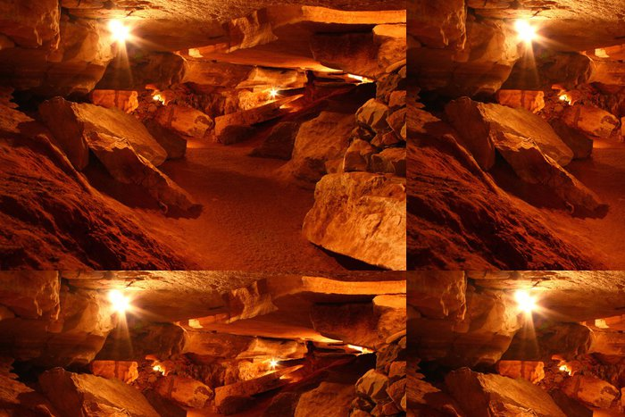 Vinylová Tapeta Rickwood Caverns - Alabama - Amerika