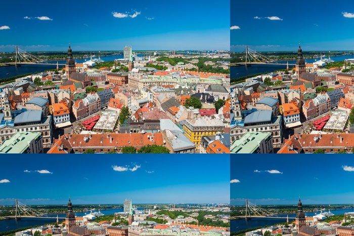 Tapeta Pixerstick Riga - Evropa