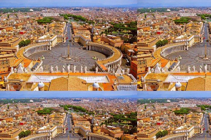 Vinylová Tapeta Řím je pták názor - Evropská města