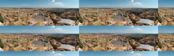 Tapeta Pixerstick Řím pohled z baziliky St.Peter ' - Témata