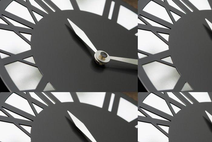 Tapeta Pixerstick Římská číslice hodiny - Móda