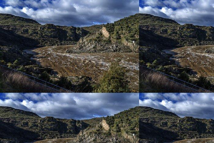 Tapeta Pixerstick Río Duero - Evropa