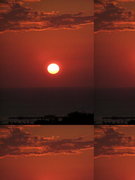 Tapeta Pixerstick Říše slunce - Nebe