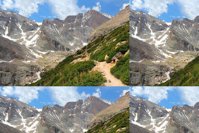 Vinylová Tapeta Rocky Mountain National Park, USA - Amerika