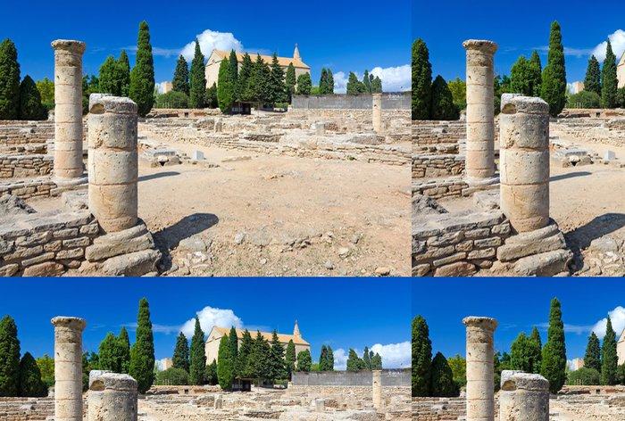 Tapeta Pixerstick Roman starobylé nápisy na Mallorce - Evropa