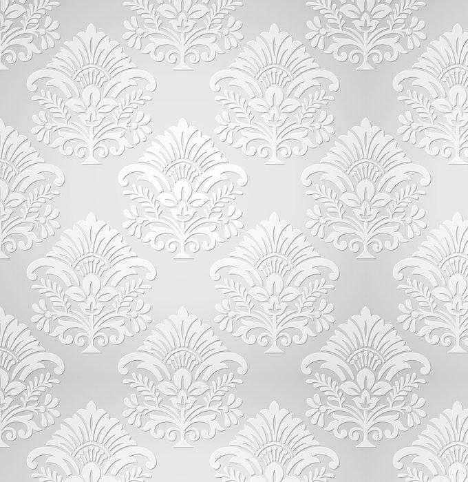 Vinylová Tapeta Royal damaškové tapeta - Pozadí