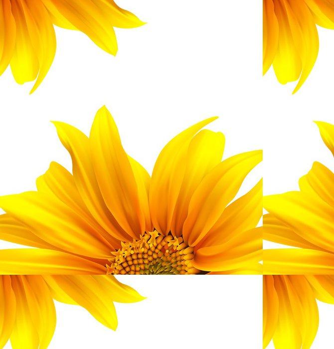Vinylová Tapeta Rozložení Brožura květina pozadí design - Pozadí
