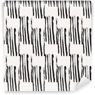Vinylová Tapeta Ručně kreslenou Abstraktní bezproblémové vzorek
