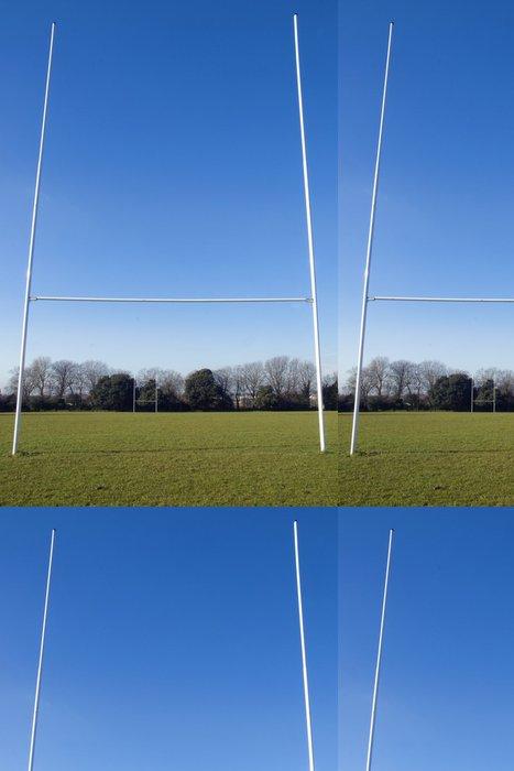 Tapeta Pixerstick Rugby míst a pitch - Týmové sporty
