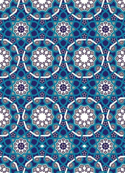 Vinylová Tapeta Safi bezešvé vzor - Maroko