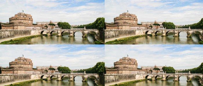Tapeta Pixerstick Saint Anděl hrad I. (Řím, Itálie) - Témata
