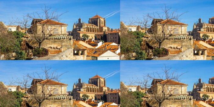 Tapeta Pixerstick Salamanca se San Esteban klášteře - Evropa