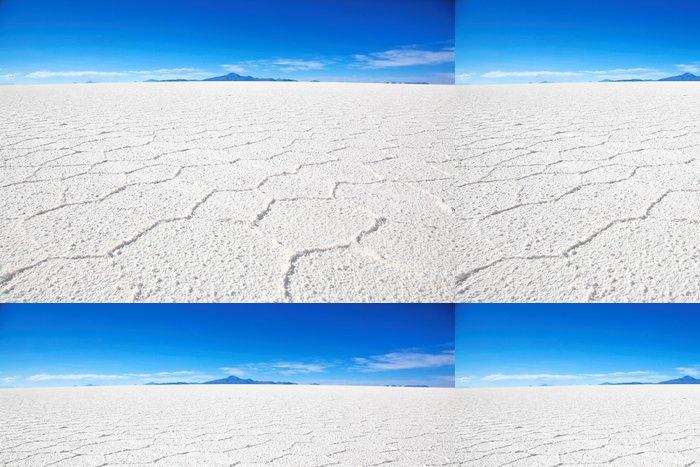 Vinylová Tapeta Salar de Uyuni (Salt Flat), Bolívie, Jižní Amerika - Amerika