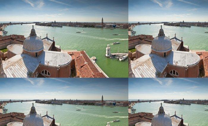 Tapeta Pixerstick San Giorgio - Benátky - Evropská města