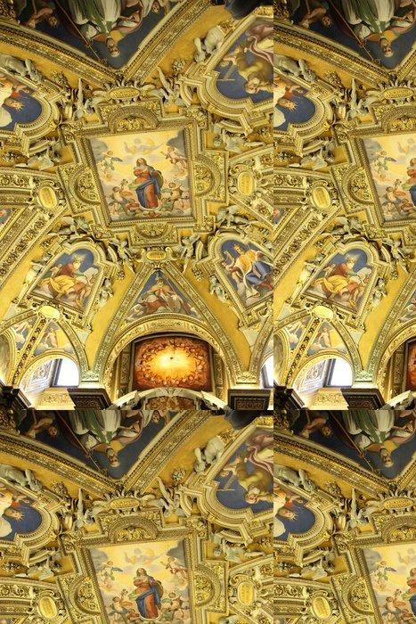Tapeta Pixerstick Santa Maria Maggiore v Římě, Itálie - Evropská města