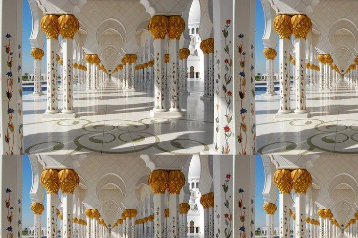 Tapeta Pixerstick Säulengang v Moschee - Témata
