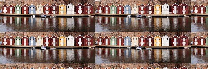 Vinylová Tapeta Scandinavian pobřeží panorama - Styly