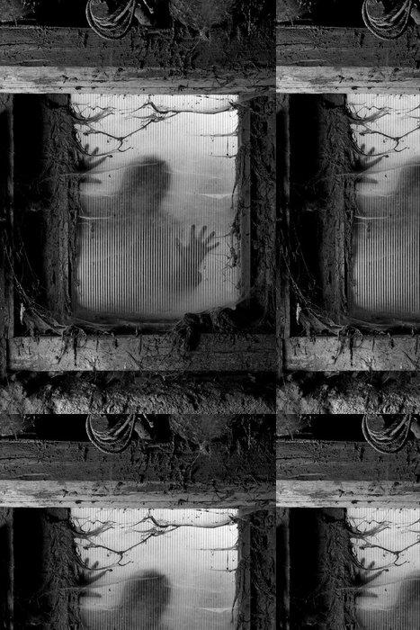 Tapeta Pixerstick Scary Halloween pozadí - Témata