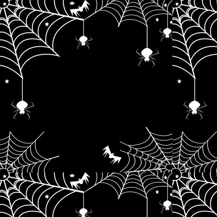 Vinylová Tapeta Scary pavouci, jejich weby a pálky - Mezinárodní svátky
