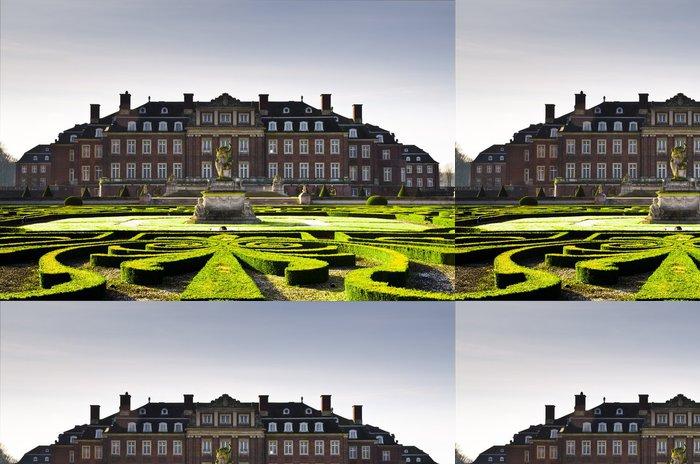 Vinylová Tapeta Schloss Nordkirchen mit Parkanlage - Evropa