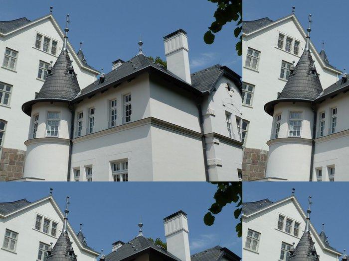 Vinylová Tapeta Schloss Plön - Evropa