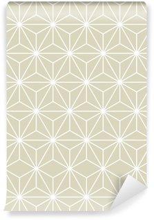 Tapeta Pixerstick Seamless Vector geometrický vzor textura