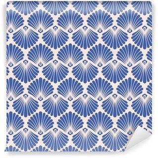 Vinylová Tapeta Seamless vintage pattern