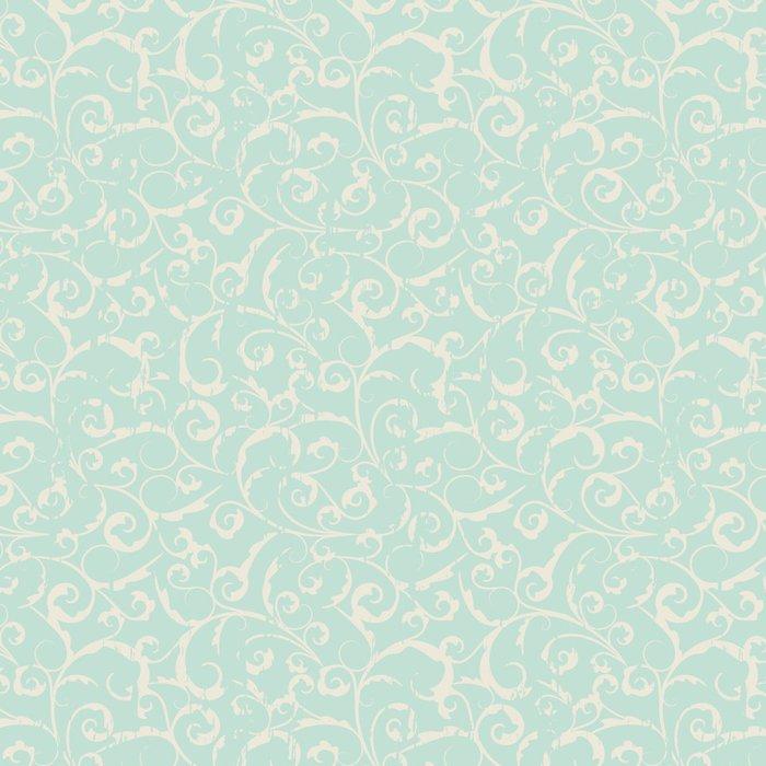 Vinylová Tapeta Seamless vintage pattern - Styly