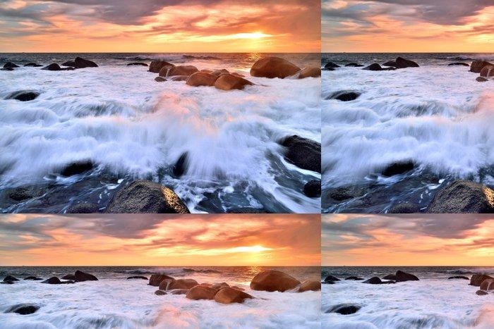 Tapeta Pixerstick Seascapes - Voda